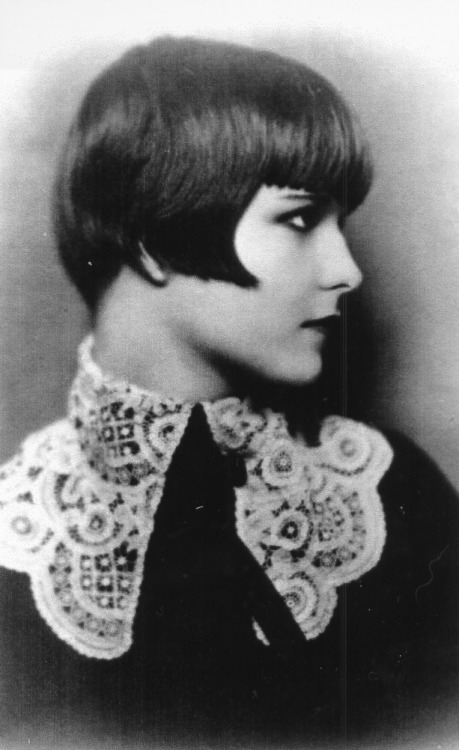 itsbeenalonglongday:  Miss Louise Brooks
