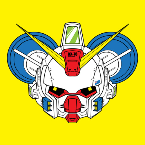 KOALA GUNDAM KX-78Get the Tshirt at RedBubble