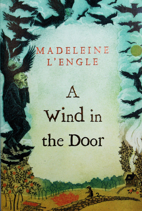 book club reading list: A Wind In The Door, Madeleine L'Engle