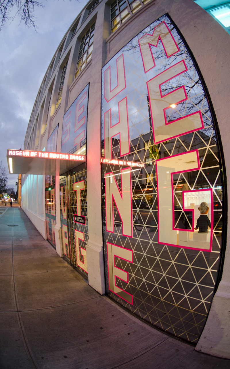 The Museum of the Moving Image Astoria | Queens © Chris Hyun Choi