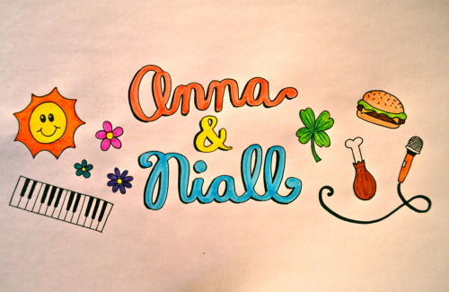 Anna + Niall - request from annathedirectioner