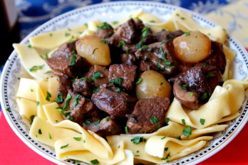 foodopia:  julia child's beef bourguignon: recipe here