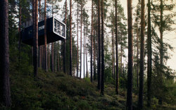 (via Treehotel…Sleep in Nature! | Yatzer)