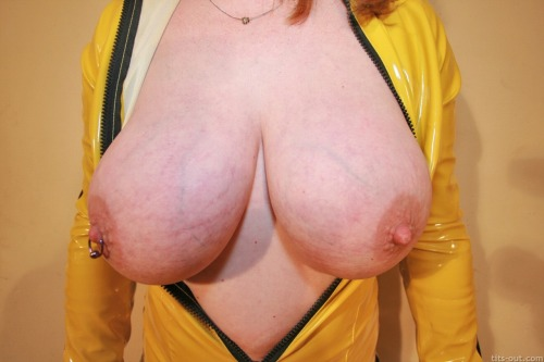 big cougar breasts