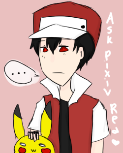 ((OKAY, LAST TIME I CHANGE THIS BLOG.)) Ask Pixiv Red stuff and he'll answer to the best of his ability.