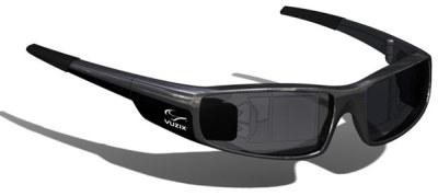 sweet glasses! emergentfutures:  Vuzix designs Smart Glasses to look like sunshades, tout connected transparent display Full Story: Endgadget