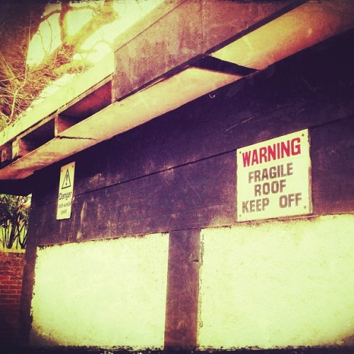 Good Advice…… (Taken with instagram)