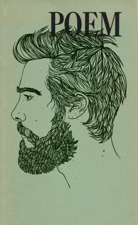 Nice beard. No POEM though.