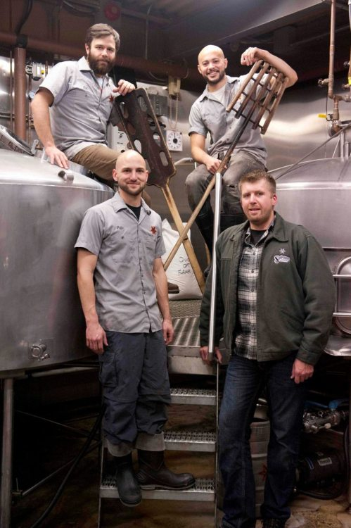 Meet the brewers behind Sixpoint beer sharing their story, and their passion for making tasty beverages here in Brooklyn, NY