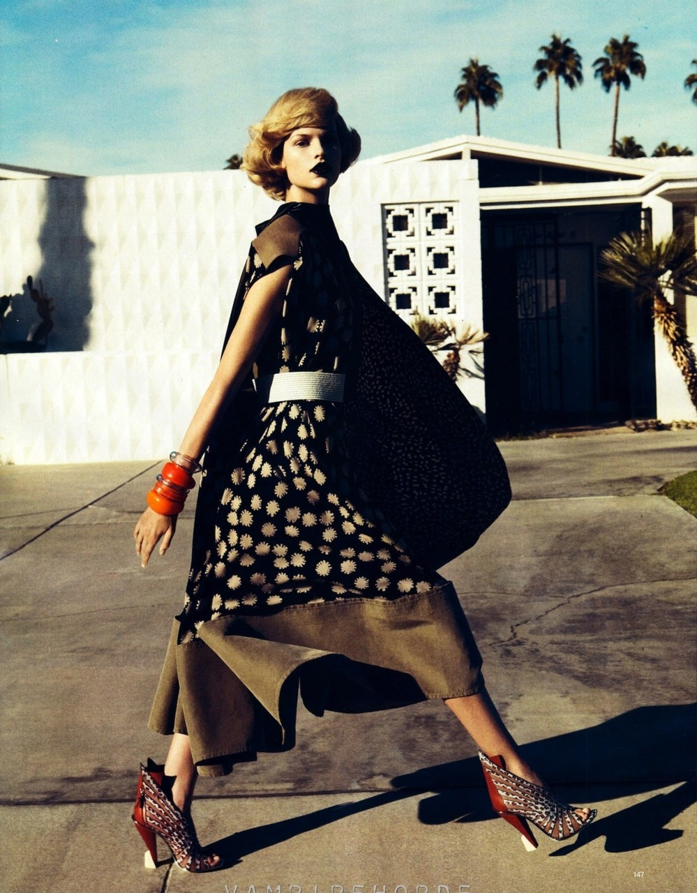 diamonds-wood:   Bette Franke by Lachlan Bailey for us Harper's Bazaar February 2012 MORE/source