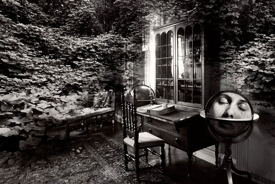 missfolly:  Jerry Uelsmann: Untitled, 1982