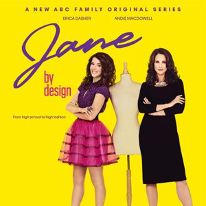 NEW Jane By Design TV Show, ABC family <3  i am sooo in love <3-)