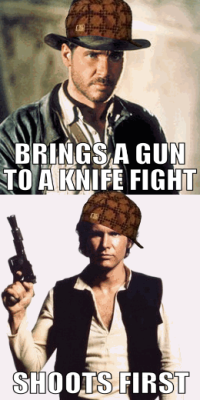 scumbag harrison ford