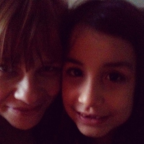 Eu e belinha ;) :* (Taken with instagram)