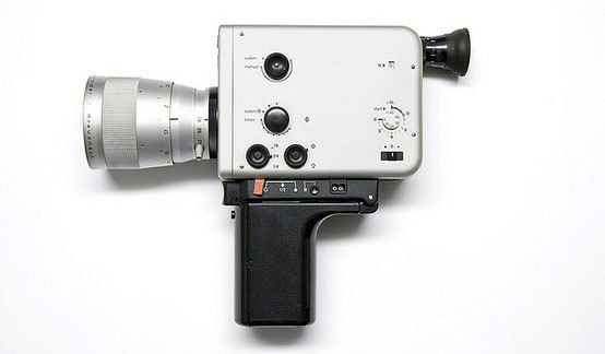Nizo Super-8 camera by Robert Oberheim