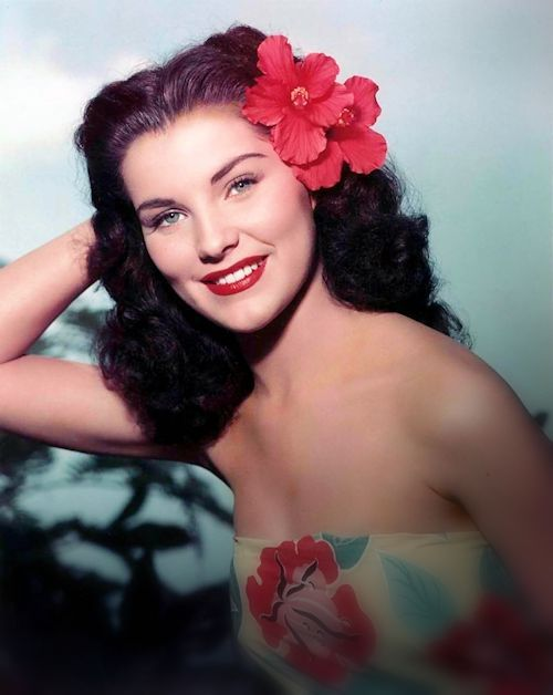 Lovely Debra Paget