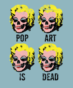 popartdailynews:  Pop Art is Dead ? Waiting your answer :)