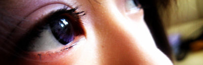Once upon a time when I still had purple contacts. Drown in those eyes ;)