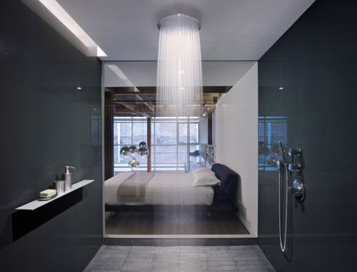 livetocompete:  The kind of shower I want in my place.