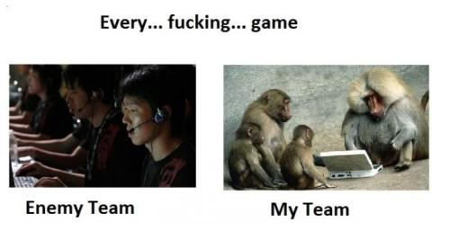 My Battlefield 3 experience 99% of the time.