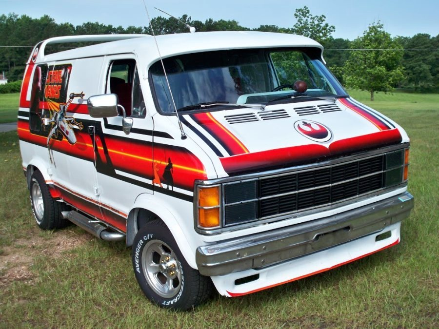 This amazing-looking 1979 Dodge Ram sports an incredible Star Wars-inspired custom paint job and is currently up for sale on eBay from user krayzee4carz. The van has been listed with a starting bid of $9,000 although it can be yours right now with a BUY IT NOW price of $10,250.