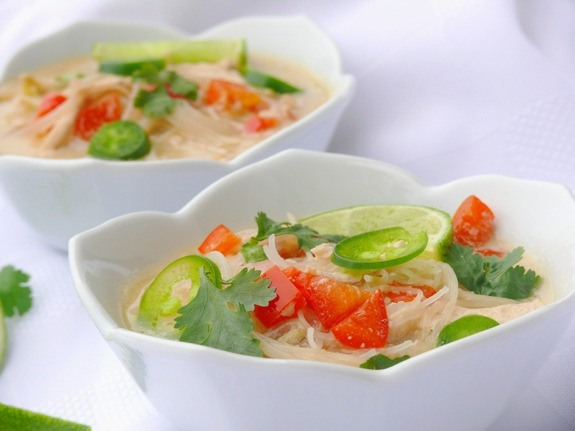 (via Noble Pig: Slow Cooker Thai Chicken Noodle Soup)