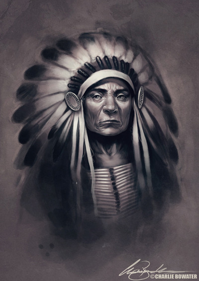 The Chief | © Charlie Bowater