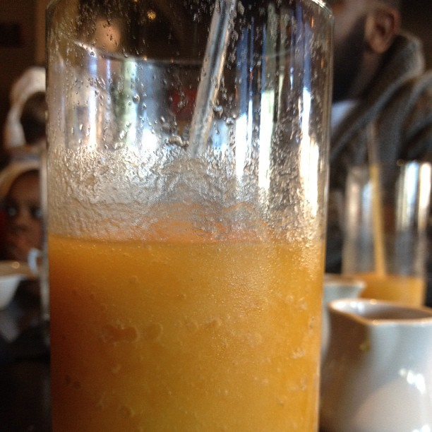 Sidebar Smoothie - #Pear #Apricot #peach #smoothie #Sidebar #restaurant #brunch #Oregon #District #photography #iPhotography #iphone #iphone4s #drink #instafood #foodporn #Dayton #Ohio (Taken with Instagram at SideBar)
