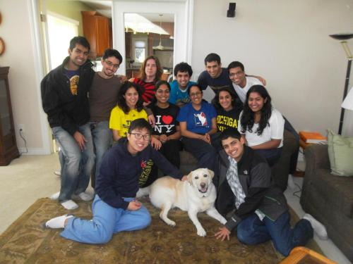 Maize Mirchi Winter 2012 Retreat!