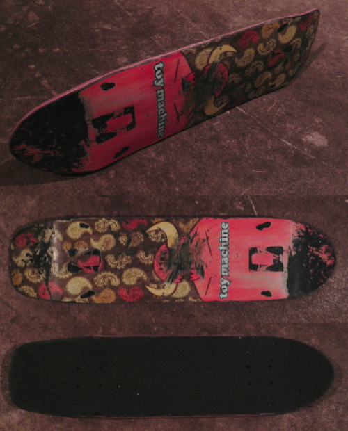 I cut out another cruiser board tonight.  It's for an artist friend of mine, so I'll post a follow-up once he paints it. It's similar to the first shape I cut, but this one has a rounder nose and a slight dovetail.