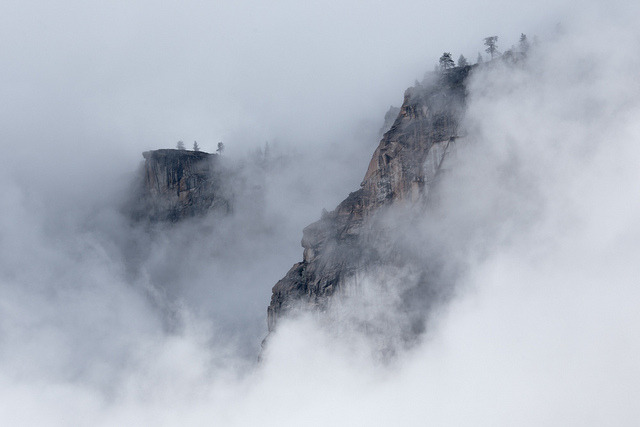 Sky Islands - Yosemite National Park by Clay Carey on Flickr.