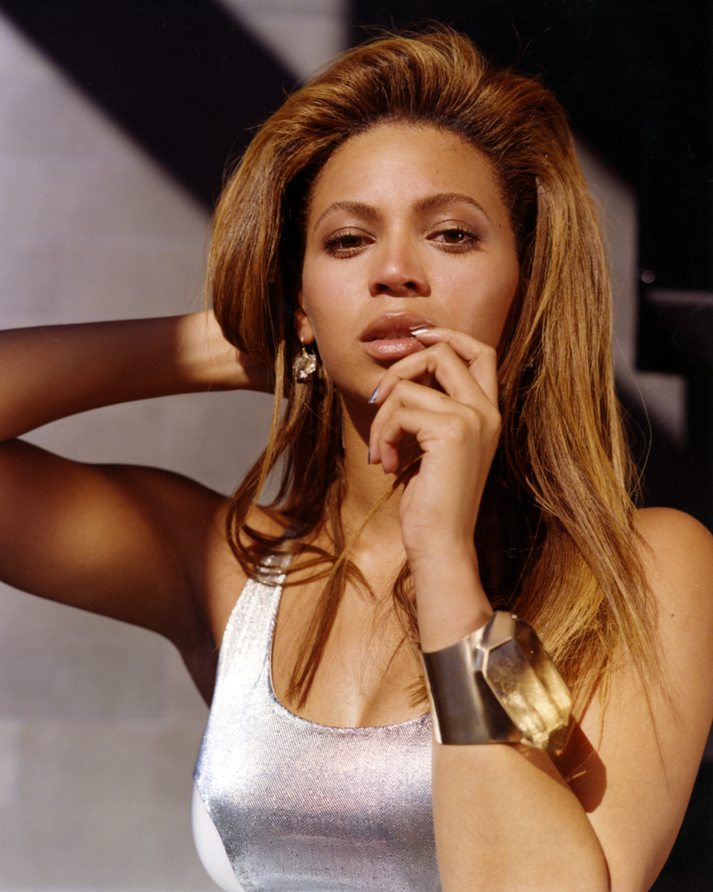 suicideblonde:  Beyonce photographed by Bruce Weber in 2008