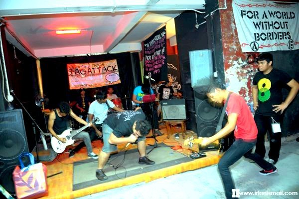 ThisIsTagAttack Chapter 1 @ Rumah Api, Ampang 24th December 2011