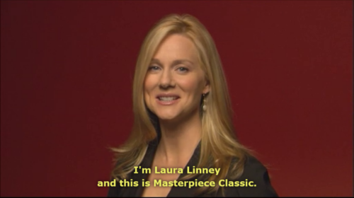 Where would Downton Abbey be without Laura Linney?