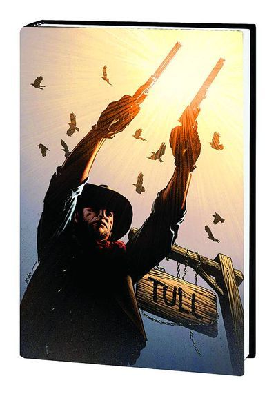 Market Monday Dark Tower: The Gunslinger - The Battle of Tull HC co-written by Robin Furth