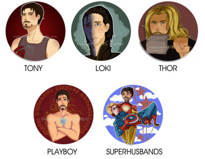 "The Avengers buttons are the perfect gear to purchase before the 2012 premier!  Buttons are the perfect accessories for bags, clothes, lanyards, and just about any fabric around the house! Add a little flavor to your style. Size: 2 1/2"" (Enlarge for a better view!) (via AVENGERS (Single Button) by Morality Check on Storenvy)"
