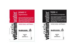 Glacéau vitaminwater pack copy There aren't many times in life where you're allowed to write nonsense and it gets printed on a bottle. Here are my latest little pieces of ramble.  Agency: Smart (now McCann) Writer: That would be me