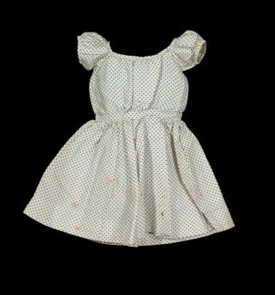 Child's dress, MFA Boston, 1860