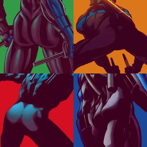 This is a Dick Grayson's Ass Appreciation post.