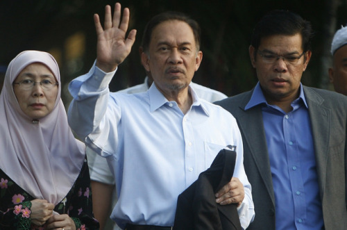 Anwar Ibrahim found not guilty of sodomy |   Malaysian politician says justice has been served and pledges to topple the government in next elections.