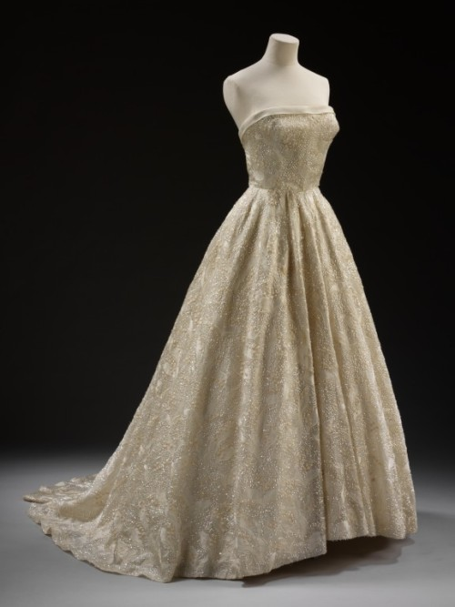 Les Muguets Hubert de Givenchy, 1955 The Victoria & Albert Museum