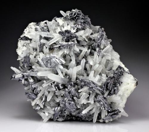 Galena with Quartz from Bulgaria