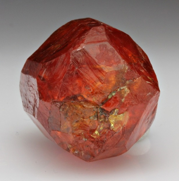 mineralia:  Spessartine from Namibia