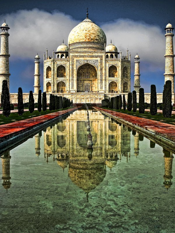 The Taj by ~NikPix