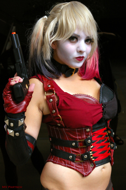 Harley Quinn made my day!