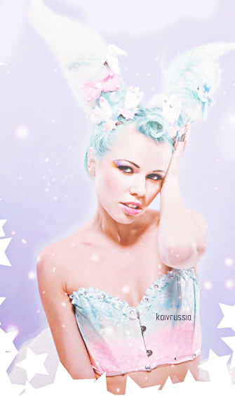 I opened new blog about Kerli :)You can see it HERE