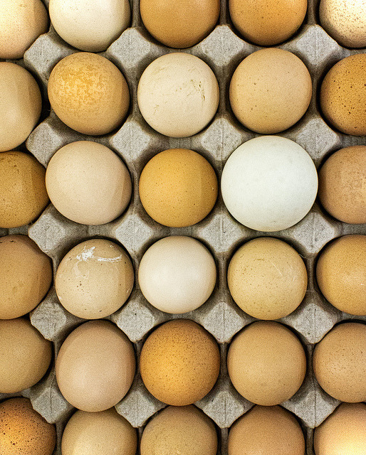 Eggs at Vietnamese Market by Bob Jagendorf on Flickr.