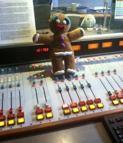 Where in Rochester is GINGY?      Announcing our newest contest for Shrek:The Musical. The object is to figure out where in Rochester is our friend Gingy! I will post 2 pictures a week leading up to the debut of Shrek: The Musical in Rochester and you just have to guess where Gingy is! Please E-mail me at claude.rbtl@gmail.com with your answer and all correct entires will be entered to win a fabulous prize!   Here is our first picture! Can You guess where Gingy is???