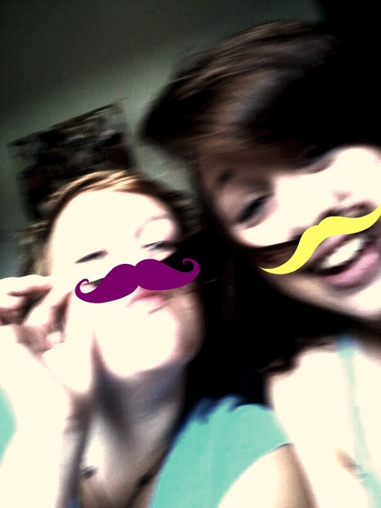 I moustache you a question, but I'll shave it for you later. (;