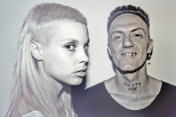 Die Antwoord South African Hip Hop Group